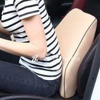 Gối tựa lưng ghế giám đốc, ô tô vỏ vải thoáng mát BL200