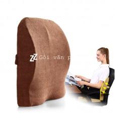 Gối đa năng tựa lưng + lót ghế văn phòng GTL-04